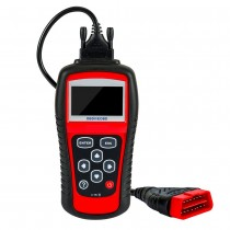 OBD2 professionel diagnostic d'erreur de voiture outil multi fonction scanner OBDII EOBD efface les codes
