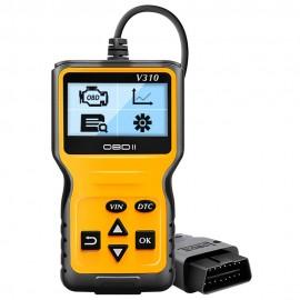 OBD2 scanner auto diagnostic, lire et effacer les codes défauts du Véhicule