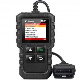 OBD2 CR3001 X431 Creader 3001 OBD2 Scanner Automobile Diagnostic de Voiture Vérification de la Lumière du Moteur O2 Détecteurs de Code OBD Outils de numérisation