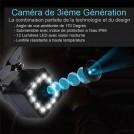 Kit de Caméra de Recul - Vision Nocturne - 170 Degrés - HD - Moniteur LCD - Étanche