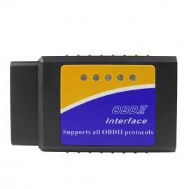 OBDII - OBD2 - Mini Outil de Diagnostic Scanner pour Auto - ELM327 - Bluetooth