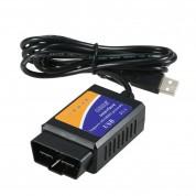 OBDII - OBD2 - Mini Outil de Diagnostic Scanner pour Auto - ELM327 - USB