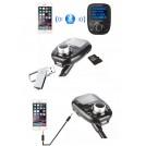 Kit Mains Libres Haut Parleur Bluetooth Sans Fil pour Voiture