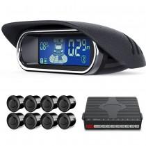 Radar 8 Senseurs avec Écran LCD