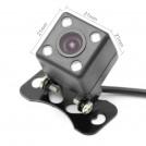 Caméra de Recul Étanche à Vision Nocturne et Moniteur de Voiture 4.3 Pouces
