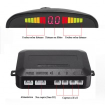 Radar de recul LED Sans Fil