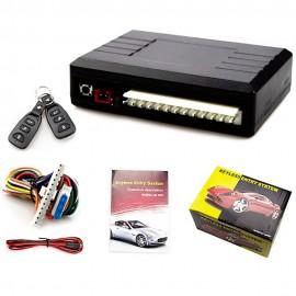 Système d'alarme de voiture avec kit automatique à distance