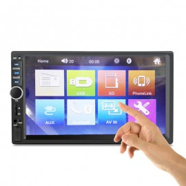 Autoradio Technologie Bluetooth Avec Écran De 7 Pouces