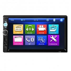Autoradio Technologie Bluetooth Avec Écran HD De 7 Pouces