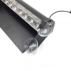 Gyrophare flash 12V 8 LED