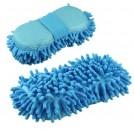 Éponge de Lavage en Microfibre pour Voiture