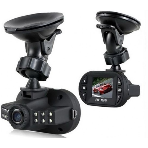 """Mini Caméra C600 HD 1080P Écran 1.5"""""""