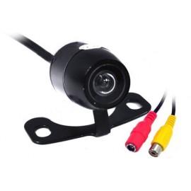 Caméra de Recul - Installation sur l'immatriculation