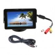 """Écran LCD 4.3"""" pour Caméra de Recul avec Rétro-Éclairage"""