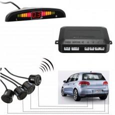 Radar de Recul à Afficheur LED numérique