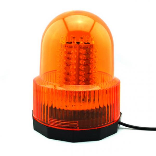 Gyrophare orange 12V 80 LEDs