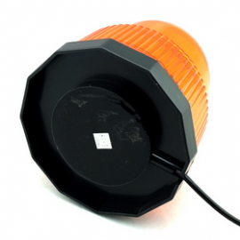 Gyrophare orange 12V 80 LEDs