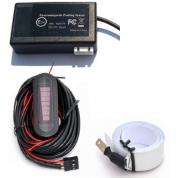 Radar de Recul Sans Perçage avec Affichage LED